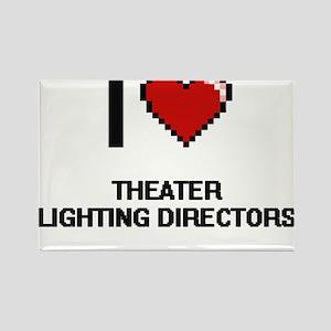 I love Theater Lighting Directors Magnets