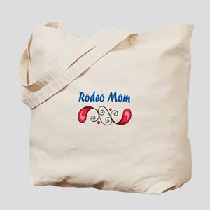 RODEO MOM Tote Bag