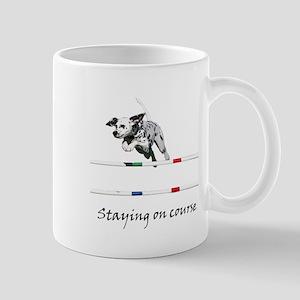 Staying on Course 11 oz Ceramic Mug