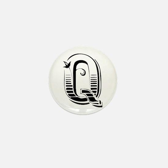 Q-Max black Mini Button