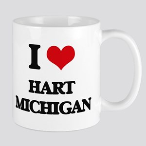 I love Hart Michigan Mugs