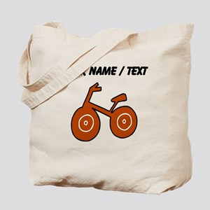 Ginger Bread Bike (Custom) Tote Bag
