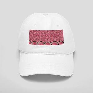 Watermelon Mania - One row pink Cap