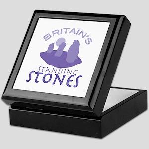 Britains Standing Stones Keepsake Box
