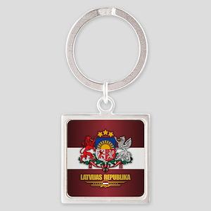 Latvia COA Keychains