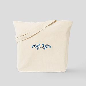 BANDANA BORDER Tote Bag