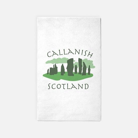 Callanish Scotland Area Rug