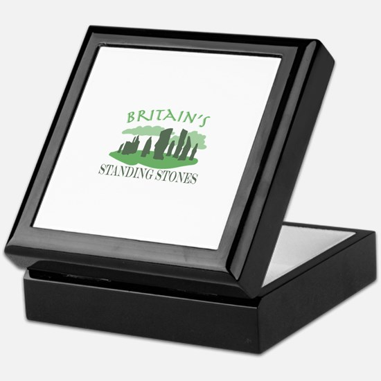Britains Standing Stones Keepsake Box
