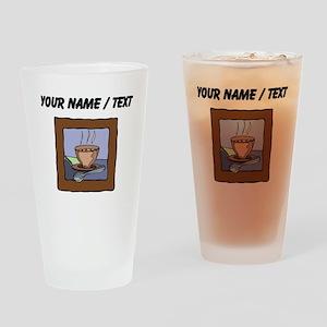 Coffee (Custom) Drinking Glass