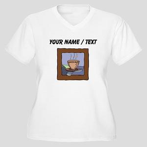 Coffee (Custom) Plus Size T-Shirt