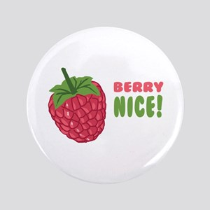 "Berry Nice 3.5"" Button"