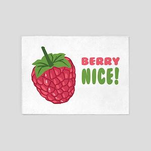Berry Nice 5'x7'Area Rug