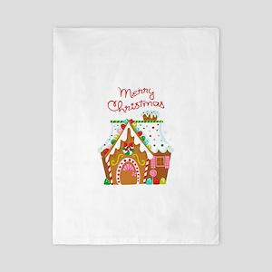 MERRY CHRISTMAS Twin Duvet