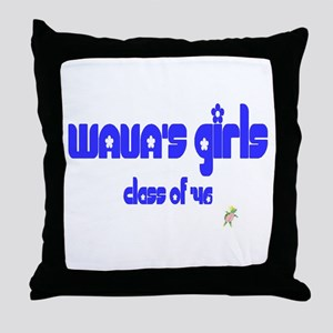 TBS Throw Pillow