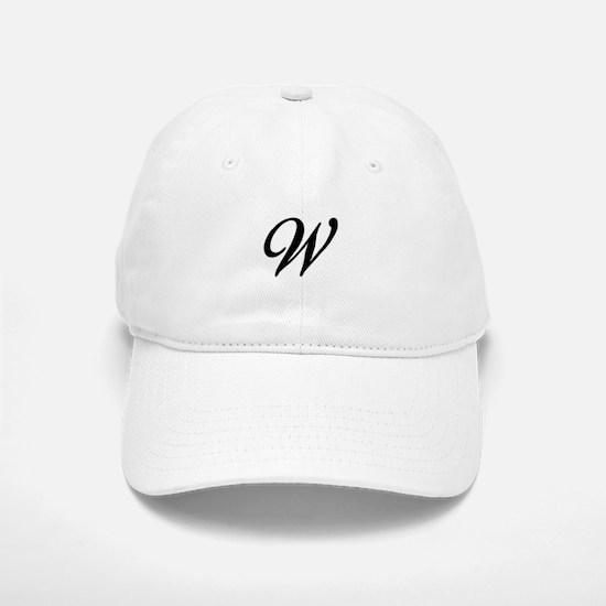 W-Bir black Baseball Baseball Baseball Cap