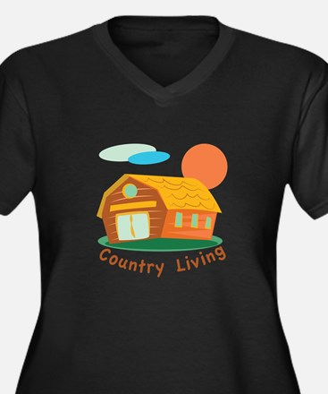 Country Living Plus Size T-Shirt
