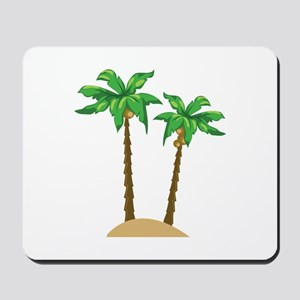 Coconut Palms Mousepad