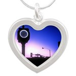 Morning Sunrise In Hermosa Beach Necklaces