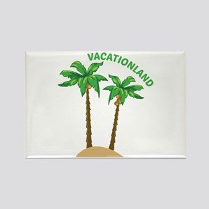 Vacationland Magnets