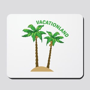 Vacationland Mousepad