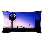 Morning Sunrise In Hermosa Beach Pillow Case
