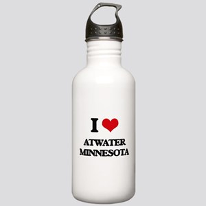 I love Atwater Minneso Stainless Water Bottle 1.0L
