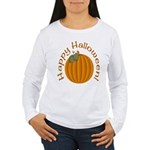 Happy Halloween! Women's Long Sleeve T-Shirt