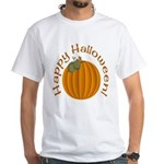 Happy Halloween! White T-Shirt