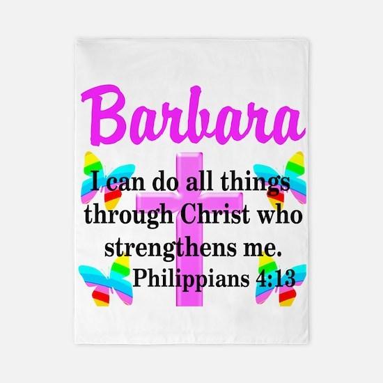 PHILIPPIANS 4:13 Twin Duvet