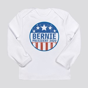 Bernie for President 2020 Long Sleeve T-Shirt