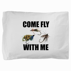 FIN-come fly Pillow Sham