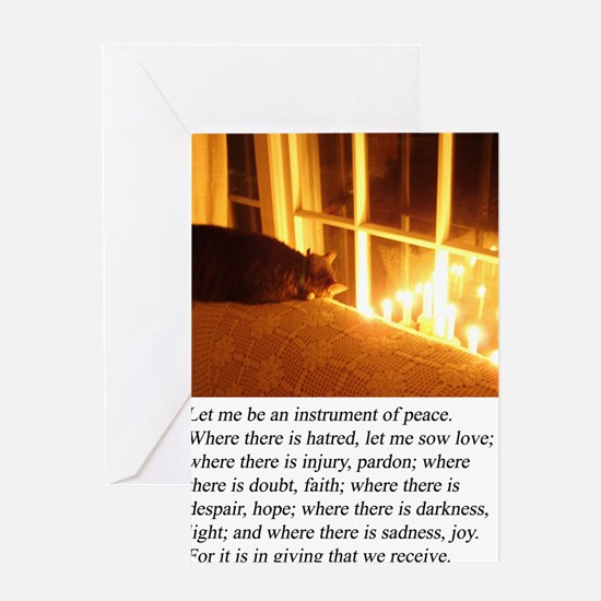 Sir Anthony Greeting Cards