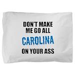 Carolina Football Pillow Sham
