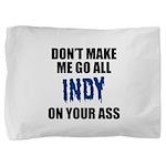 Indianapolis Football Pillow Sham