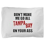 Tampa Bay Football Pillow Sham