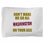 Washington Football Pillow Sham