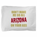Arizona Baseball Pillow Sham