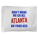Atlanta Baseball Pillow Sham