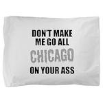 Chicago Baseball Pillow Sham