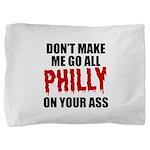 Philadelphia Baseball Pillow Sham