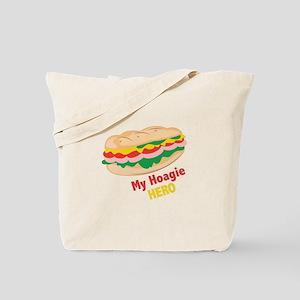 Hoagie Hero Tote Bag