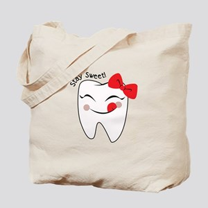 Stay Sweet Tote Bag