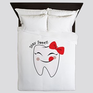 Stay Sweet Queen Duvet