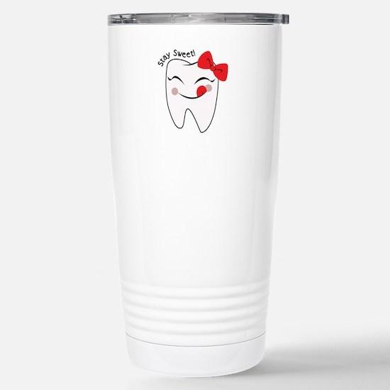 Stay Sweet Travel Mug