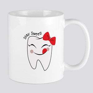 Stay Sweet Mugs
