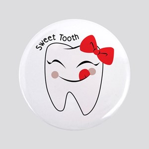 """Sweet Tooth 3.5"""" Button"""
