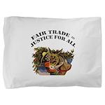 FIN-fair-trade-justice Pillow Sham