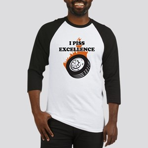 I Piss Excellence Baseball Jersey