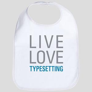Typesetting Bib