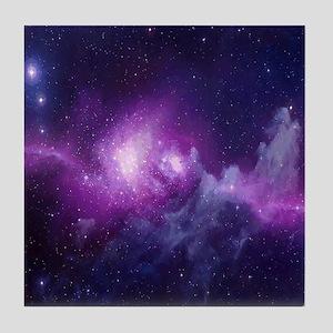 Milky Way Tile Coaster